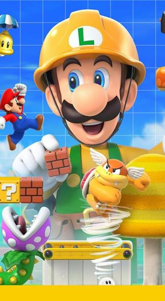 Super Mario Maker 2 - Test