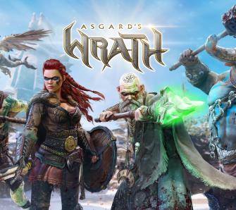 Asgard's Wrath - Preview