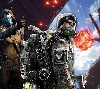 Anthem, Destiny 2, The Division 2, Warframe - Special
