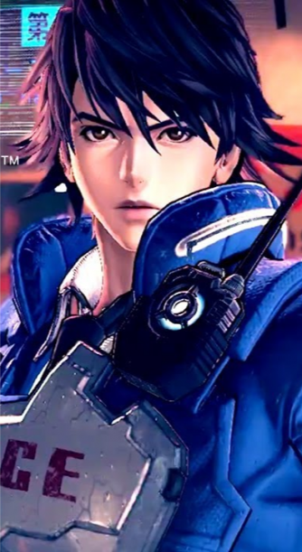 Astral Chain - Preview