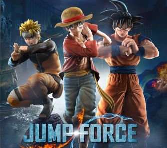 Jump Force - Test