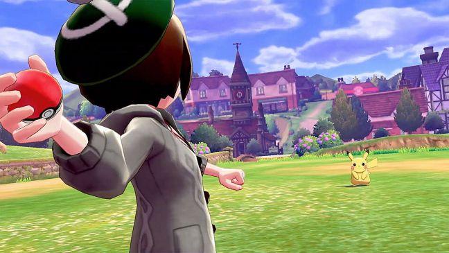 Pokémon Schwert / Schild - Screenshots - Bild 6