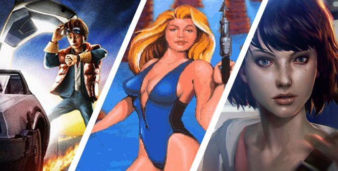 Die 10 besten Zeitreise-Spiele - Special