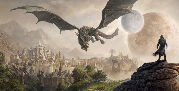 The Elder Scrolls Online: Elsweyr - Test