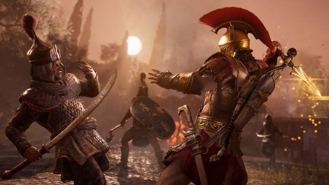Assassin's Creed: Odyssey - Screenshots - Bild 1