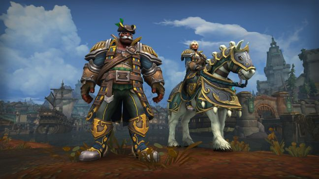 World of WarCraft: Battle for Azeroth - Screenshots - Bild 6