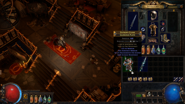 Path of Exile - Screenshots - Bild 1