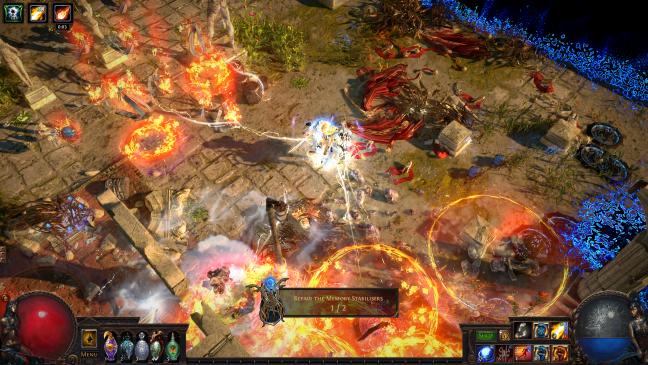 Path of Exile - Screenshots - Bild 6