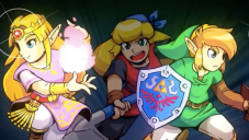 Cadence of Hyrule - Screenshots