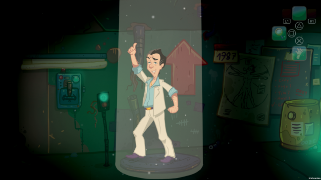 Leisure Suit Larry: Wet Dreams Don't Dry - Screenshots - Bild 2