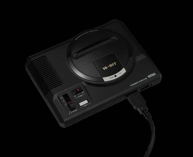 SEGA Mega Drive Mini - Artworks - Bild 1