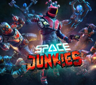 Space Junkies - Test