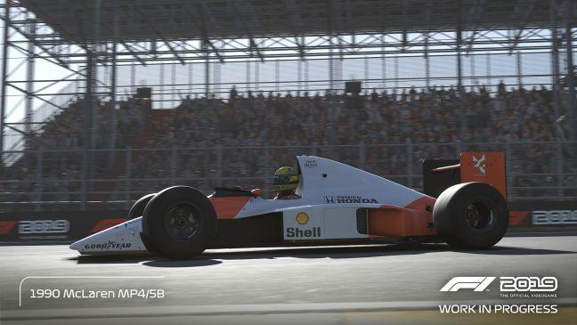 F1 2019 - Screenshots - Bild 3