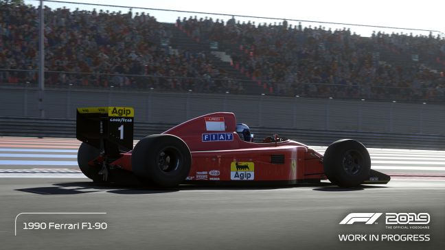 F1 2019 - Screenshots - Bild 1