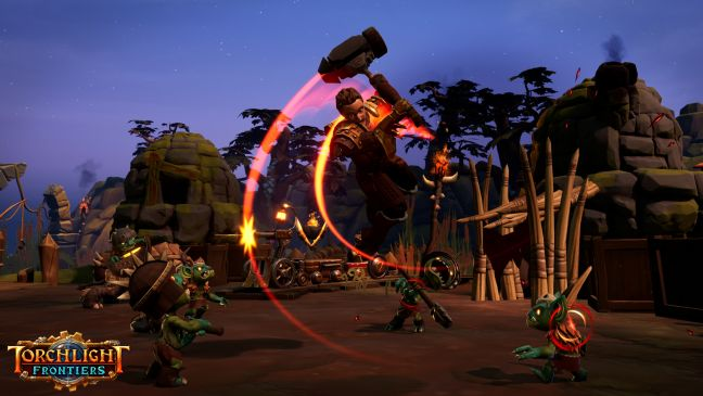 Torchlight Frontiers - Screenshots - Bild 1