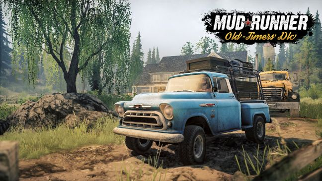 Spintires: MudRunner - Screenshots - Bild 3