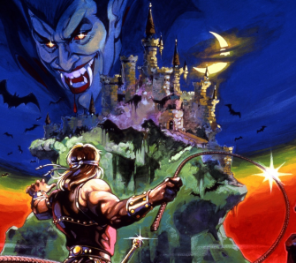 Castlevania Anniversary Collection - Test