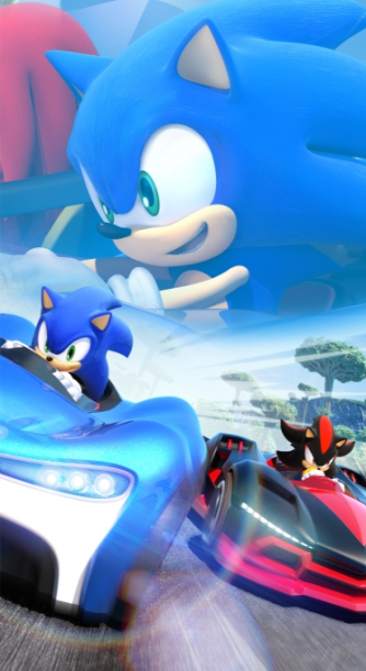 Team Sonic Racing - Test
