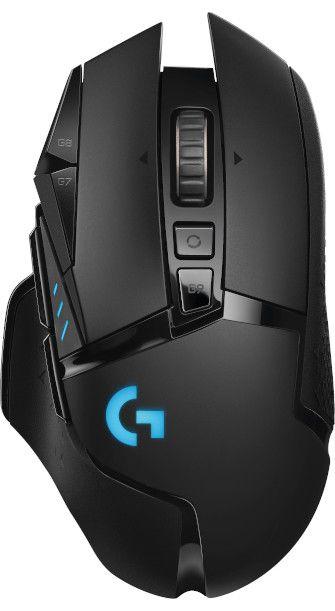 Logitech G502 Lightspeed - Test