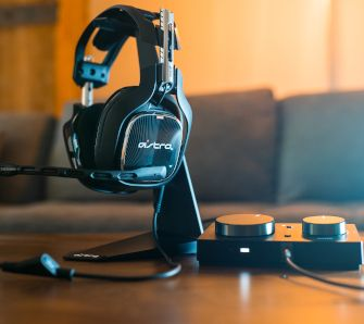 Astro A40 Tr + Mixamp Pro Tr - Test