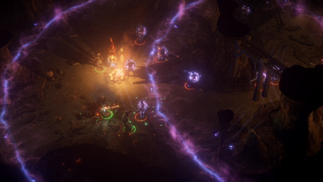 Pathfinder: Kingmaker - Screenshots - Bild 1