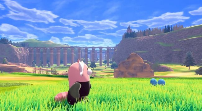 Pokémon Schwert / Schild - Screenshots - Bild 20