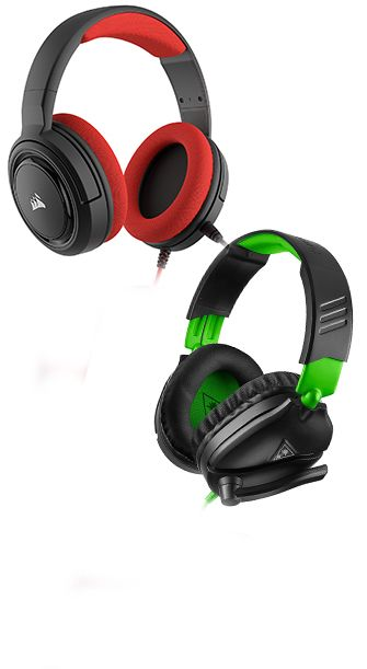 Turtle Beach Recon 70 vs. Corsair HS 35 - Test