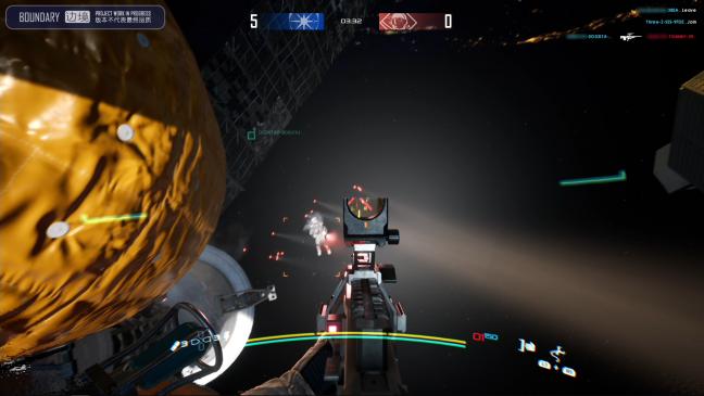 Boundary - Screenshots - Bild 1