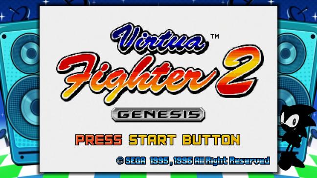 SEGA Mega Drive Mini - Screenshots - Bild 1