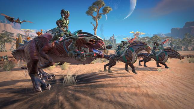 Age of Wonders: Planetfall - Screenshots - Bild 1