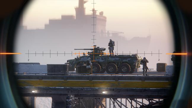 Sniper: Ghost Warrior Contracts - Screenshots - Bild 5