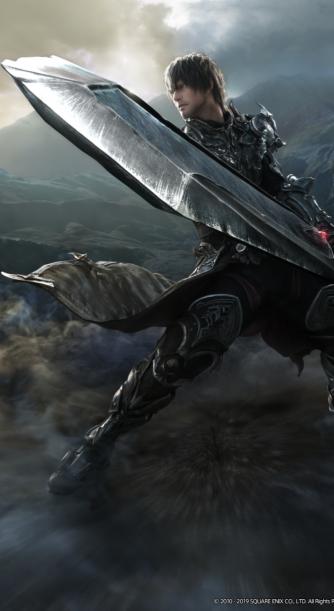 Final Fantasy XIV: Shadowbringers - Test