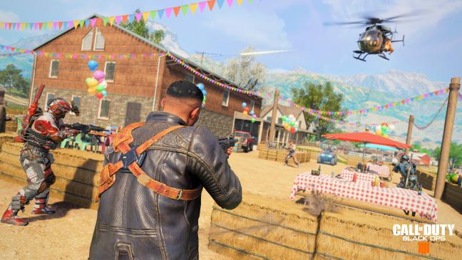 Call of Duty: Black Ops IIII - Screenshots - Bild 5