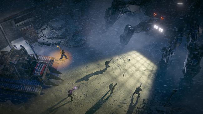 Wasteland 3 - Screenshots - Bild 1