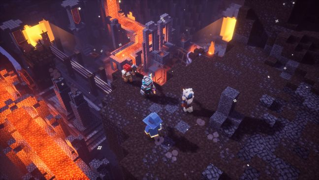 Minecraft: Dungeons - Screenshots - Bild 1