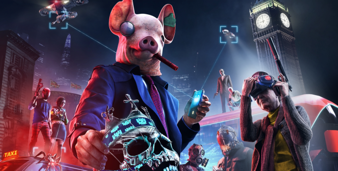 Watch_Dogs: Legion - Preview