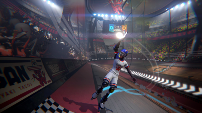 Roller Champions - Screenshots - Bild 1