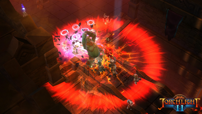 Torchlight II - Screenshots - Bild 1