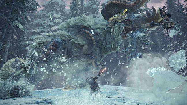 Monster Hunter World: Iceborne - Screenshots - Bild 18