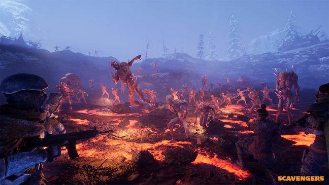 Scavengers - Screenshots - Bild 1