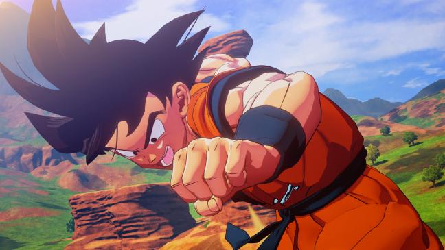 Dragon Ball Z: Kakarot - Screenshots - Bild 3