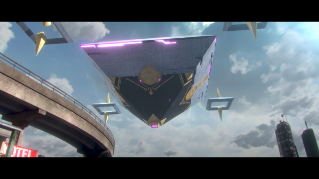 No More Heroes 3 - Screenshots - Bild 1