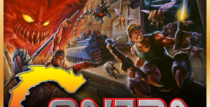 Contra Anniversary Collection - Test
