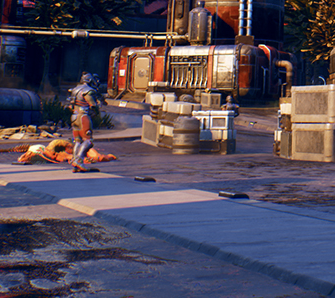 The Outer Worlds: Peril on Gorgon - Screenshots