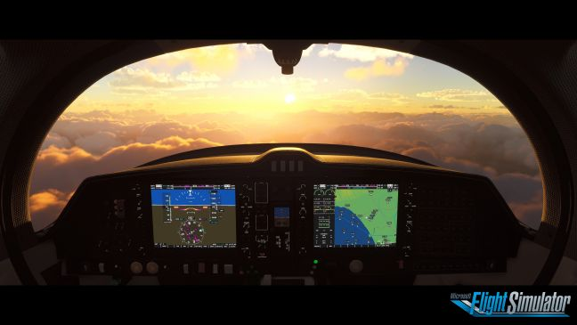 Microsoft Flight Simulator - Screenshots - Bild 1