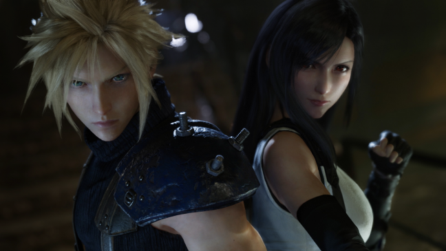 Final Fantasy VII Remake - Screenshots - Bild 1