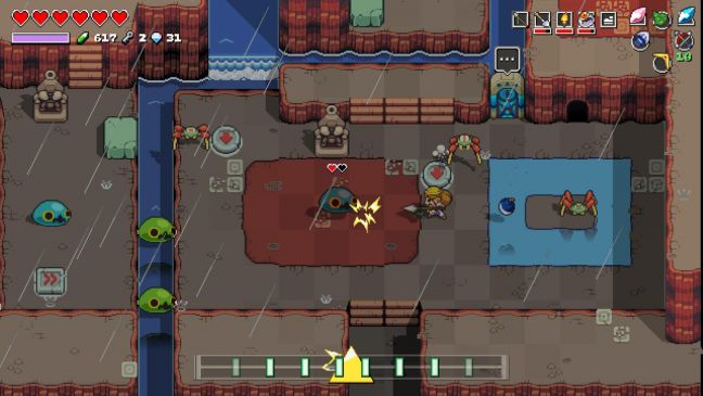 Cadence of Hyrule - Screenshots - Bild 13