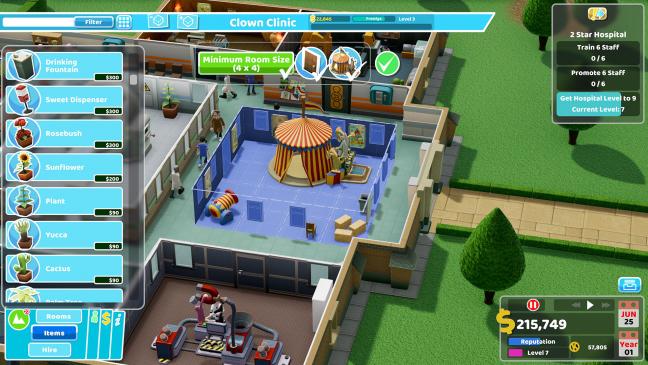 Two Point Hospital - Screenshots - Bild 15