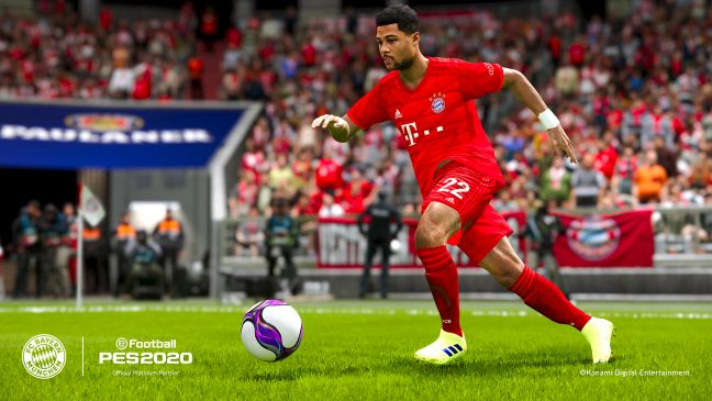 eFootball PES 2020 - Screenshots - Bild 4