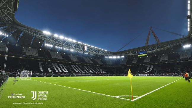 eFootball PES 2020 - Screenshots - Bild 1